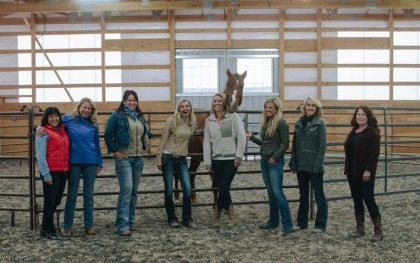 Beyond the Arena - UNBRIDLED Retreat