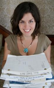 Leigh Medeiros Screenwriter